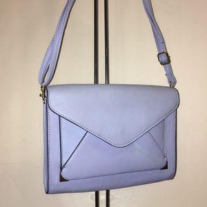 ❤️Apt 9 Blue Envelope Shoulder Bag